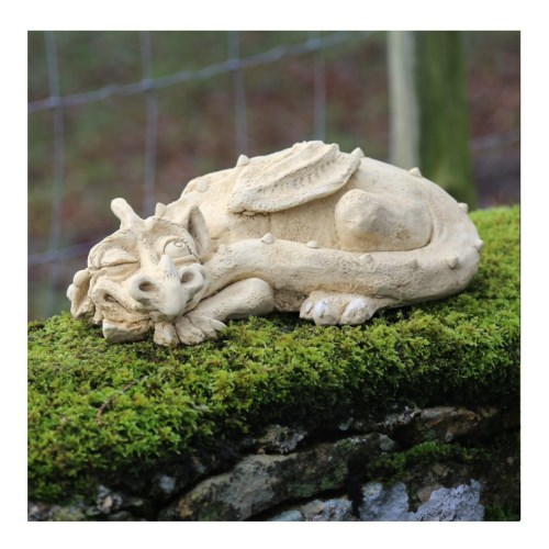 Puff Dragon Garden Ornament