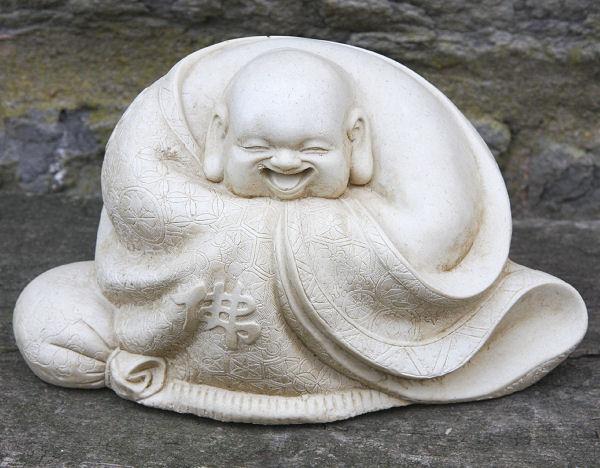 Garden Ornaments : Buddha Ornaments : Garden Ornament U0027Japanese Buddhau0027