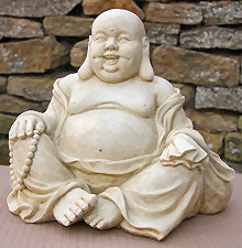 Garden Ornament Happy Buddha