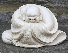 Garden Ornament Japanese Buddha