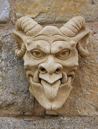 Gargoyle Garden Planter/Flower Pot 'Bill'