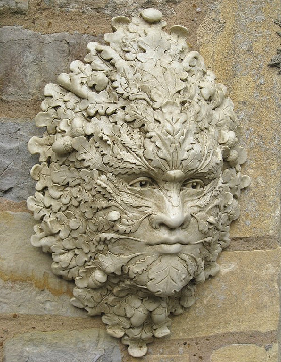 Genial Garden Ornaments : Green Man Garden Ornaments : Green Man Garden Ornament  U0027Ilmingtonu0027