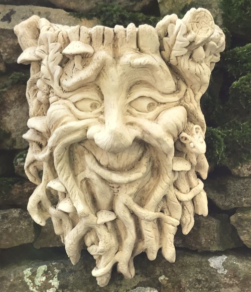 Betty Green Man Garden Ornament
