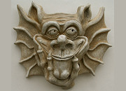 Gargoyle Wall Ornaments